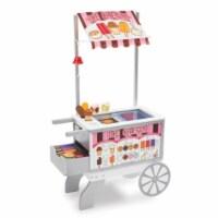 Melissa And Doug 9350 Snacks & Sweets Food Cart - 1