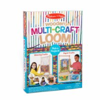Melissa & Doug® Wooden Multi-Craft Loom