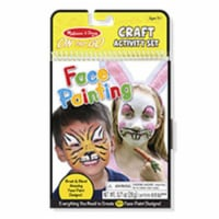 Melissa And Doug On The Go Face Painting Craft Activity Set