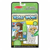 Melissa And Doug 9484 Water Wow Pet Mazes