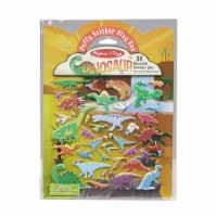 Melissa And Doug Dinosaur Puffy Sticker Play Set