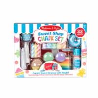 Melissa & Doug® Sweet Shop Chalk Set
