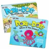 Poke-A-Dot Safari & Ocean Set - 1
