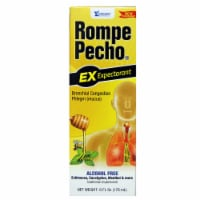 Rompe Pecho Cough Syrup