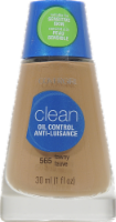 CoverGirl Clean Oil Control Tawny Foundation