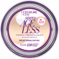 CoverGirl + Olay Simply Ageless Classic Beige 230 Foundation Powder - 1 ct