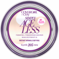 CoverGirl + Olay Simply Ageless 205 Ivory Foundation Powder - 1 ct