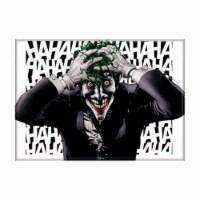 Ata-Boy Batman Killing Joke White Magnet
