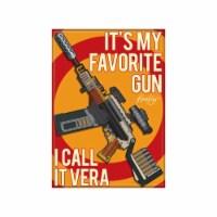 Ata-Boy Firefly I Call It Vera Magnet - 1 Unit