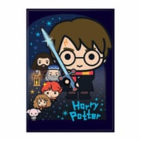 Ata-Boy Harry Potter Charms And Cast Magnet - 1 Unit