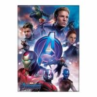 Ata-Boy Marvel Avengers Endgame Blue Magnet