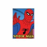 Ata-Boy Marvel Cartoon Spider-Man Waving Magnet
