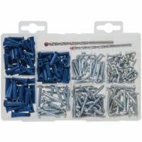 Hillman Steelworks™ Metal Screw & Drill Assortment - 213 ct