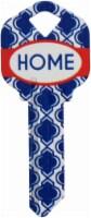 Axxess Wackey KW1 Home Key - Blue