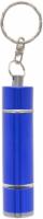 Hillman Lantern LED Light Key Ring - Blue