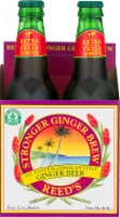 Reed's Stronger Non-Alcoholic Ginger Beer