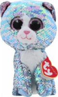 Ty Whimsy the Cat Flippables Beanie Boo