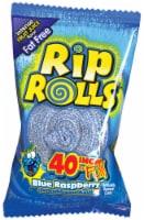 Rip Rolls Blue Raspberry Licorice