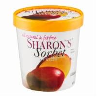 Sharon's Mango Sorbet