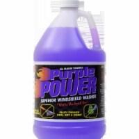 Zecol Purple Power Windshield Washer Fluid