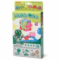 Happy Cubes MC40-6 Marble Cube 6-Pack Puzzles - 6