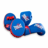 Everlast Prospect Youth Training Kit with Boxing Gloves and Mitts - 1 Unit
