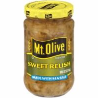 Mt. Olive Sweet Relish with Sea Salt