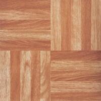 Home Impressions 12 wood Fingerblock Tile KC91513 - 1