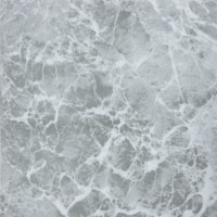 Home Impressions Gray Marble 12 In. x 12 In. Vinyl Floor Tile (45 Sq. Ft./Box) - 1