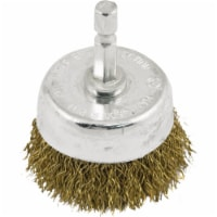 Do it 1-1/2 In. Fine Drill-Mounted Wire Brush 361531DB