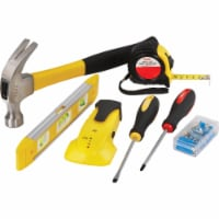 Do it Home Tool Set with Hanging Hardware (7-Piece) 13.5