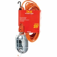 Do it Premium 75W Incandescent Trouble Light with 25 Ft. Power Cord - 1