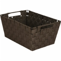 Home Impressions Large Brown Woven Basket 748106-BR