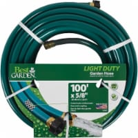 Best Garden 5/8 In. x Dia. 100 Ft. L. Light-Duty Garden Hose DBR58100 - 1