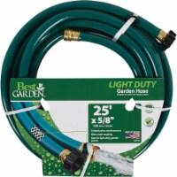 Best Garden 5/8 In. Dia. x 25 Ft. L. Light-Duty Garden Hose DBR5825 - 1