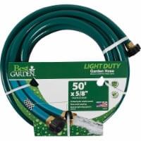 Best Garden 5/8 In. Dia. x 50 Ft. L. Light-Duty Garden Hose DBR5850 - 1