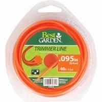 Best Garden 0.095 In. x 40 Ft. Round Trimmer Line 16250
