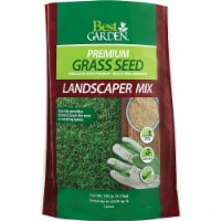 Best Garden 10 Lb. 1500 Sq. Ft. Coverage Sun to Partial Shade Grass Seed 71104