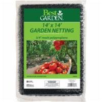 Best Garden 3/4 In. Mesh 14 Ft. x 14 Ft. Protective Garden Netting 709424 - 1