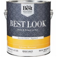 Do it Best Int Egg Bright Wht Paint HW34W0726-16