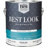 Do it Best Int Sat Neutral Bs Paint HW33A0804-16