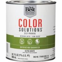 Do it Best Int S/G Ultra Wht Paint CS48W0801-14