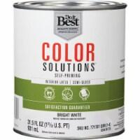 Do it Best Int S/G Bright Wht Paint CS48W0726-44