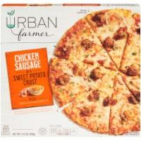 URBAN farmer Sweet Potato Crust Chicken Sausage Frozen Pizza