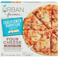 URBAN farmer Cauliflower Parmesan Crust Four Cheese Frozen Pizza