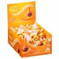 Lindt Lindor Caramel Milk Chocolate Truffles - 60 ct