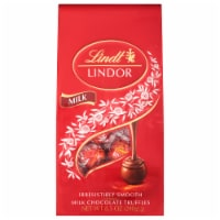 Lindt LINDOR Milk Chocolate Truffles (2 Pack)
