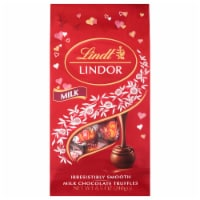 Lindt LINDOR Valentine Milk Chocolate Truffles