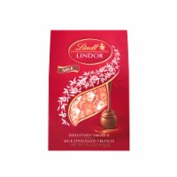 Lindt Lindor Holiday Milk Chocolate Bag