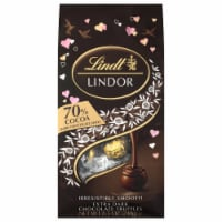 Lindt Extra Dark Chocolate Truffles